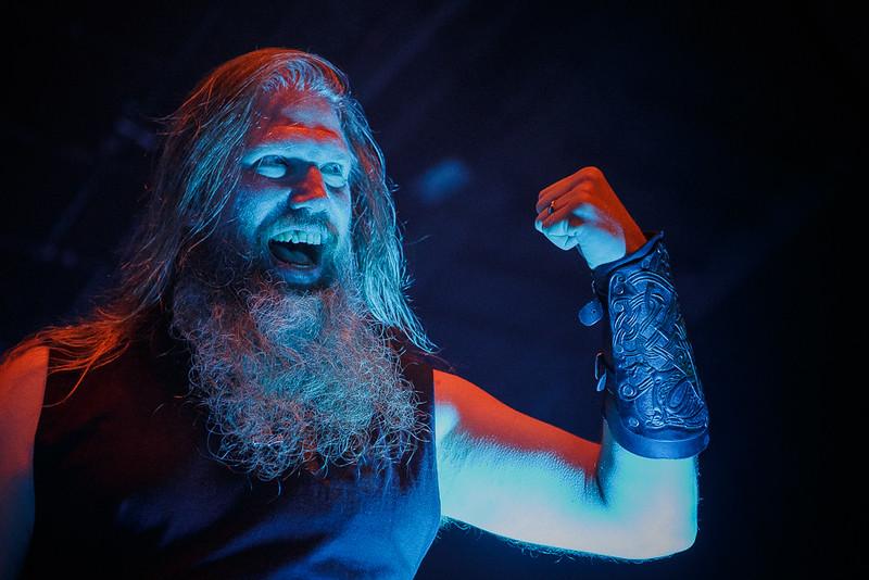 Amon Amarth @ Metropolis 2014.10.11
