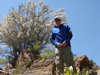 Land Peak (W6/NS-169) SOTA Activation 8/10/2013