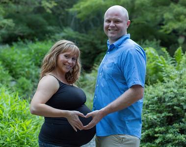 Browns Maternity Shoot