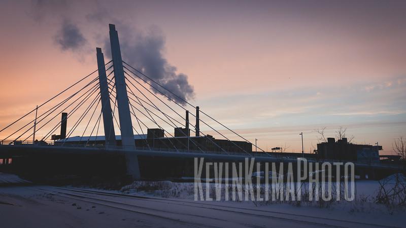 Milwaukee, Wisconsin bridge