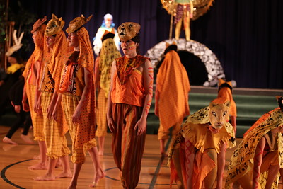 "Eighth-Grade Musical: ""The Lion King"" 