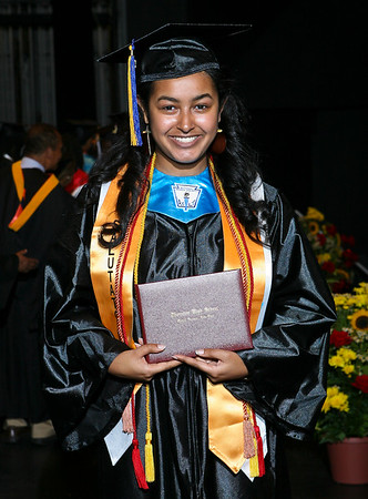 Thornton High School Graduation 2013