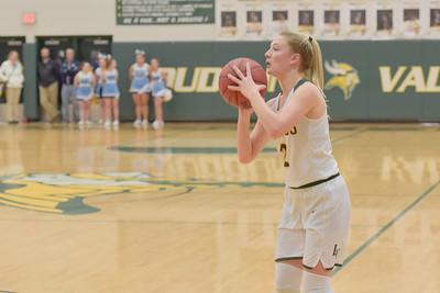 Regional Final - Girls Basketball: Millbrook vs Loudoun Valley 2.22.2019 (by Michael Hylton)
