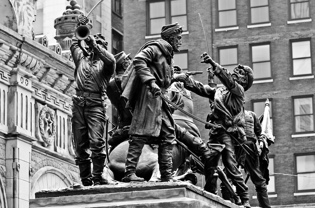 """11/30/11<br /> <br /> West side of the Soldiers & Sailors Monument: Public Square, Cleveland, OH<br /> <br /> North side of monument: <a href=""""http://www.gmurrayphotography.com/Photography/Daily-Photos-2011/Daily/15156540_NJpXfz#1481255573_t8Ncdrp"""">http://www.gmurrayphotography.com/Photography/Daily-Photos-2011/Daily/15156540_NJpXfz#1481255573_t8Ncdrp</a>"""