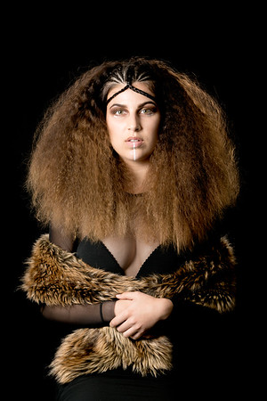 Model: Gabriella Heathcote, Hair Stylist: Evarna Moras, Make-up Artist: Tara Lama, Stylist: Shinya Yamamoto