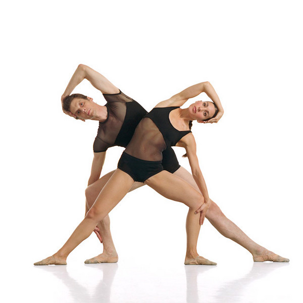 Felise Bagley and Mark Olotski, GroundWorks Dance Theater