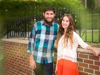 Mani & Riki [LT] Engagement shoot