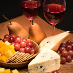 Perfect foods for a casual wine tasting party
