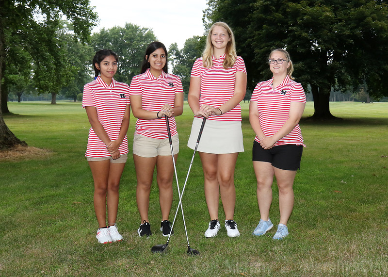 SNHS Girls Golf 2018