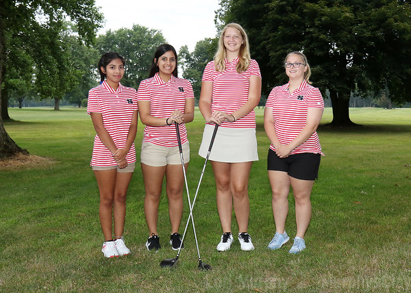 SNHS Girls Golf Team 2018
