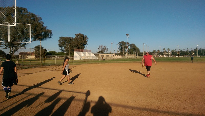 2014-05-14 Softball, Wed, Field 2
