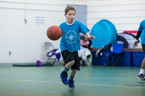 Cedar Park Christian basketball 2.10.18