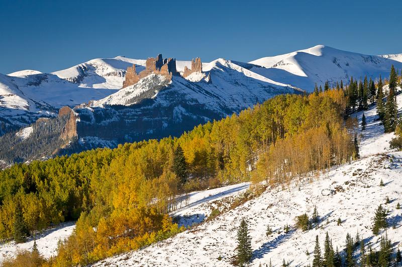 The Castles, Colorado