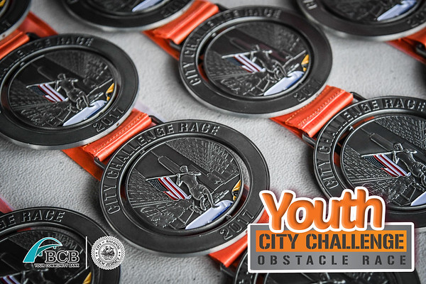 Youth City Challenge Race 2017