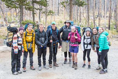 Warm Springs Backpack - Day 1