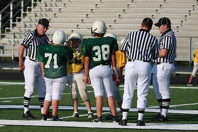 JR High, Canton v Crandall , B-Teams, 9/27/07
