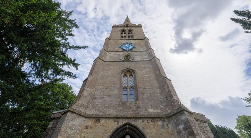 Church of St Leonard, Catworth