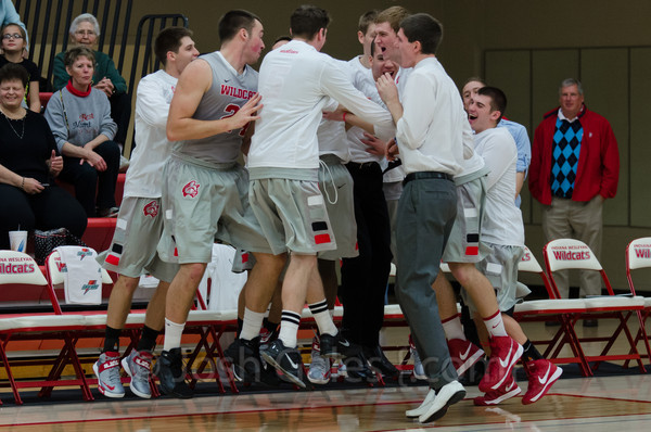 12/1/12 Men's Basketball vs. MVNU