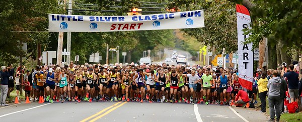 2019 LITTLE SILVER 5K PRE AND RACE-START