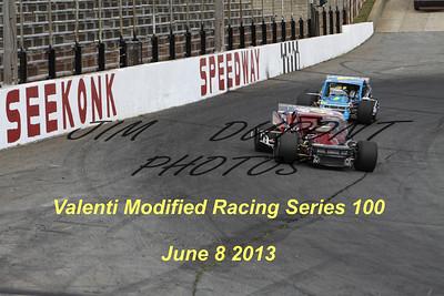 VMRS 6/8/13 Seekonk 100 Seekonk Speedway
