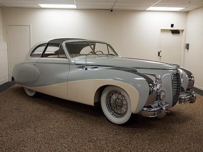 Academy of Art Car Collection - San Francisco CA