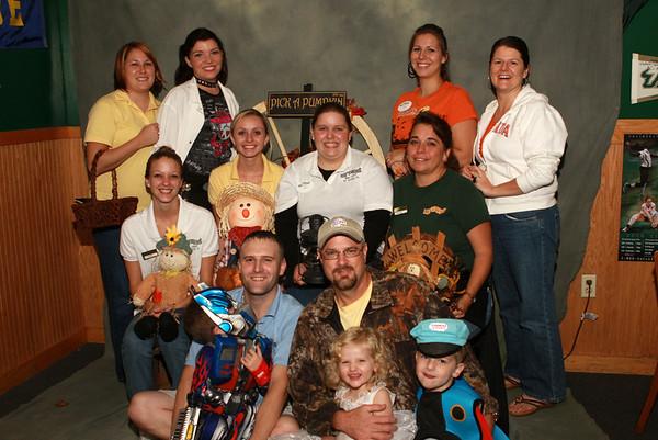 Beef O' Brady's Halloween 2008