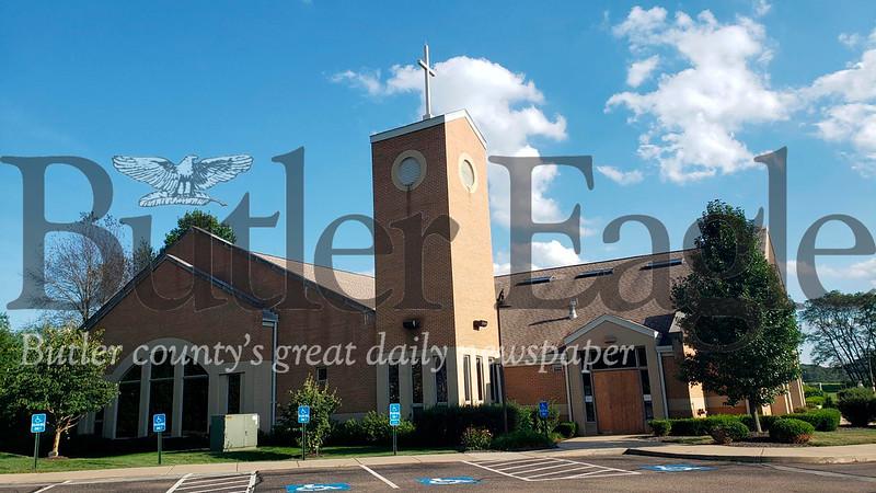 Holy Sepulcher Catholic Church