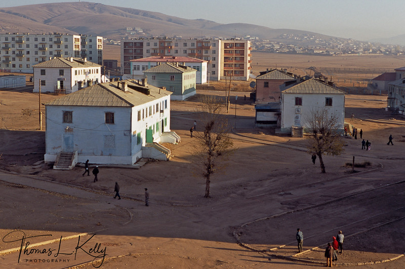 """In the late 80s and early 90s Sarangol was a flourishing town lived in by some 5,000 Soviet-Mongol miners. Now the mine has been shut down leaving behind the Ninjas named for the green pans they wear on their back that make them resemble the cartoon """"Ninja Turtles"""". For the ninjas, the income earned from the specks of gold clawed from the river bed is a key social safety net in the vast Central Asian country where more than on in three live below the poverty line."""