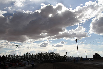 Southern NM Speedway - August, 2012