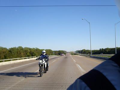 2010 10/16 Loco Coyote Ride with Bob Gardere