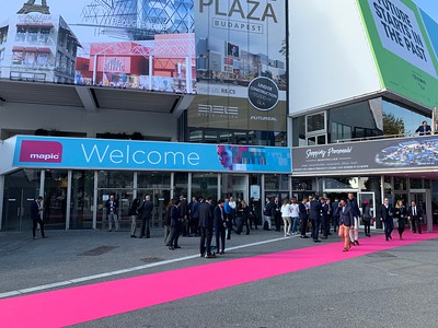 MAPIC 2018 - Best Pictures