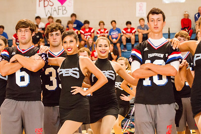 PBS 2013 HC Pep Rally