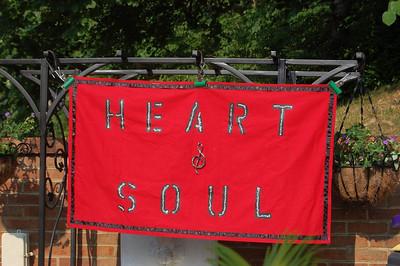 Heart & Soul Pool Party