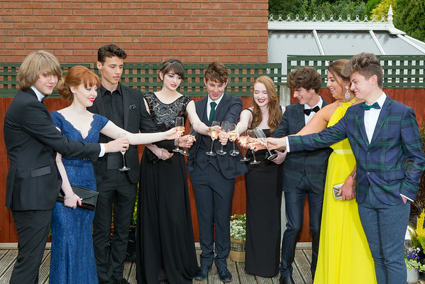 St Bede's Prom