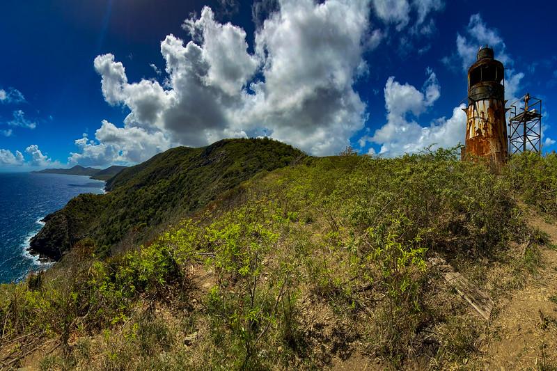 Hams Bluff Lighthouse - St. Croix  (0.8 mile; d=1.86)