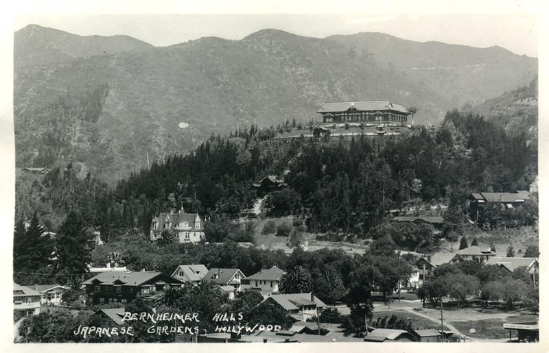 Bernheimer Residence on Hill