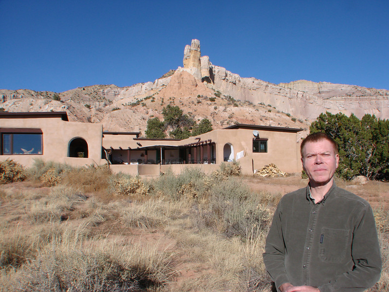 Christopher McCauley, Executive Director, Stillpoint, shares highlights of the new Spiritual Journey and Spiritual Direction programs at Ghost Ranch, New Mexico, in the following video link.  http://stillpointca.org/ghostranch.html