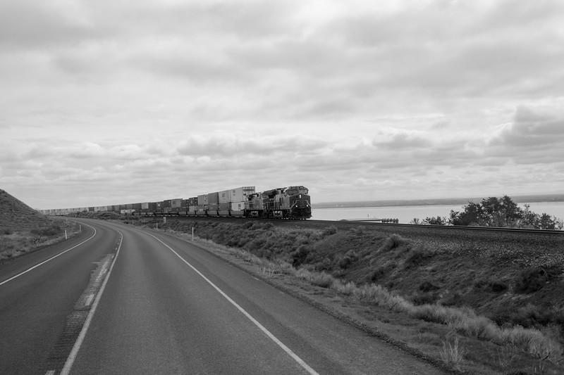 Columbia River Gorge Train