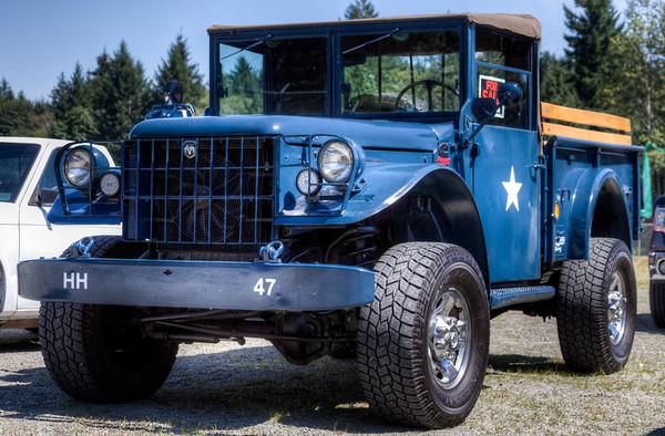 Duncan Antique Truck Show 2013