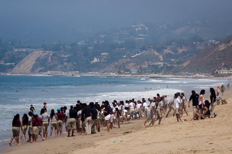July  11 - Beach time in Santa Monica, CA.jpg
