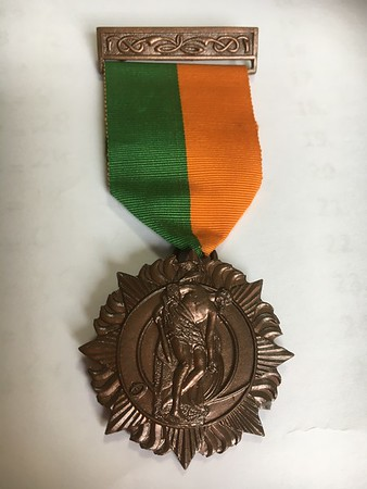 1916 Medals