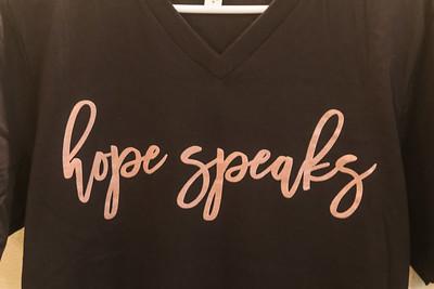 Hope Speaks 2018