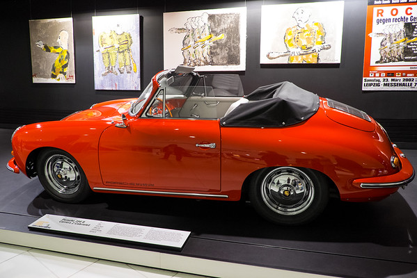 2015 Porsche Museum