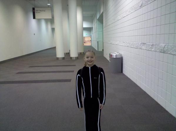 State Gymnastics 2009