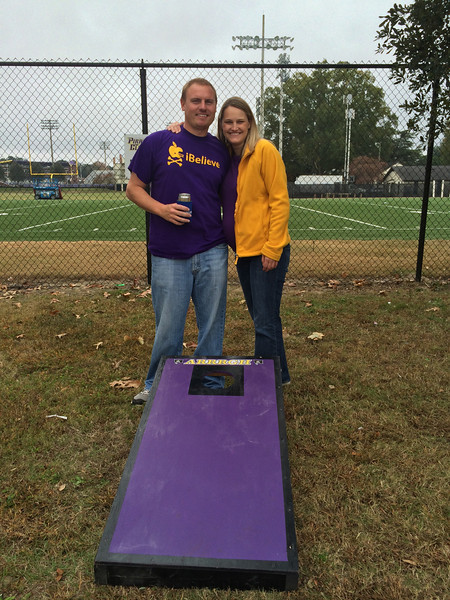 11/16 ECU vs UAB  JG & Stephanie