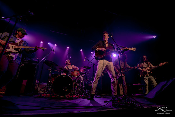 Red Clay Strays at Soul Kitchen 4.28.18
