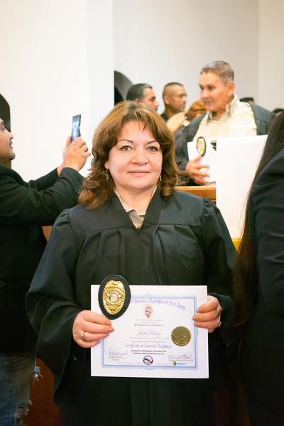 Julieta Chaplain Ceremony
