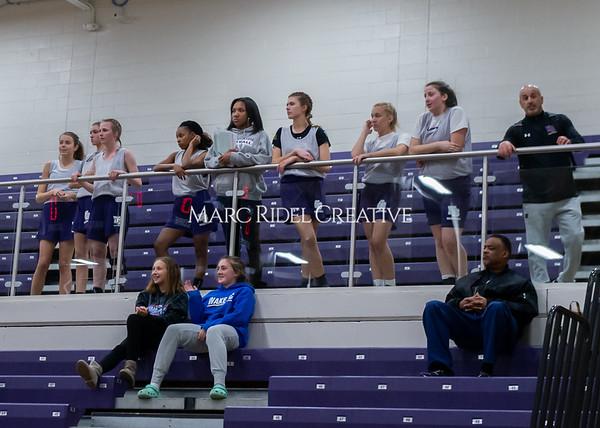 Broughton girls basketball vs Wake Forest. November 14, 2019. D4S_9858