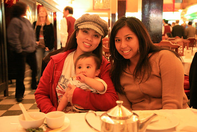 2008-10-19 Late Lunch with Ate Denise