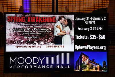 1-31-2019 Spring Awakening Opening @ Uptown Players